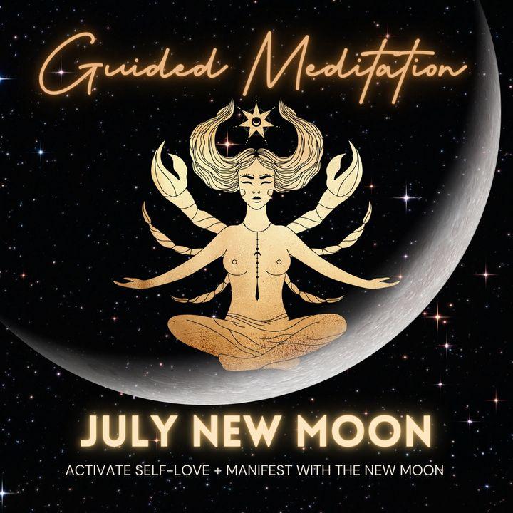 July New Moon Guided Meditation 2021