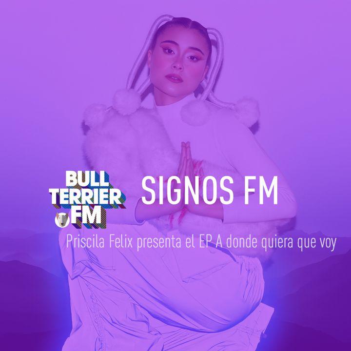 Priscila Felix presenta el EP A donde quiera que voy - SignosFM