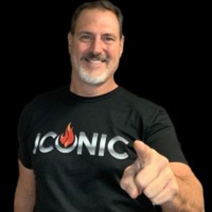 Episode # 45  – Be Iconic – Kris Whitehead