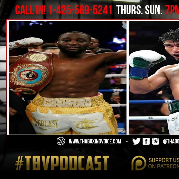☎️Mikey Garcia Wants Crawford at 147🙏🏽❗️Broner vs Rivera YES🤩Kovalev POP For Synthetic Testosterone