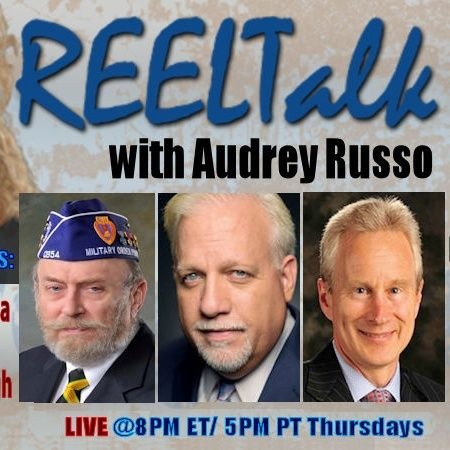 REELTalk: Author Col. Andrew OMeara, Peter McCullough MD of AFLD and CBN News Senior Reporter Dale Hurd