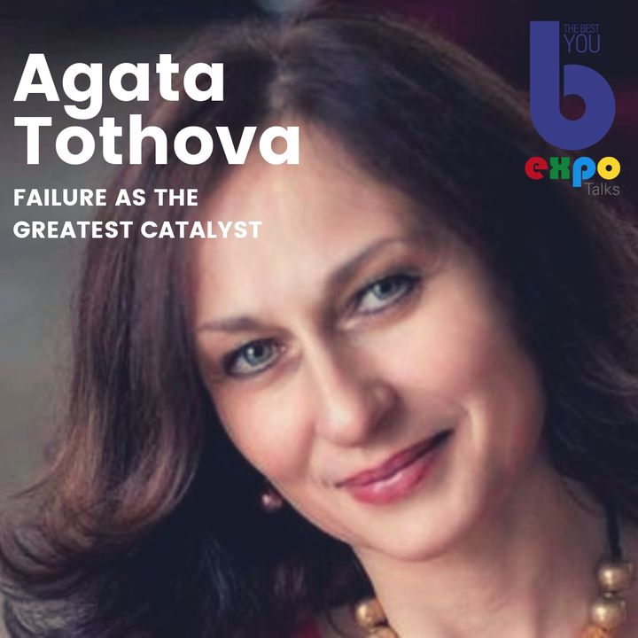 Agatha Tothova at The Best You EXPO