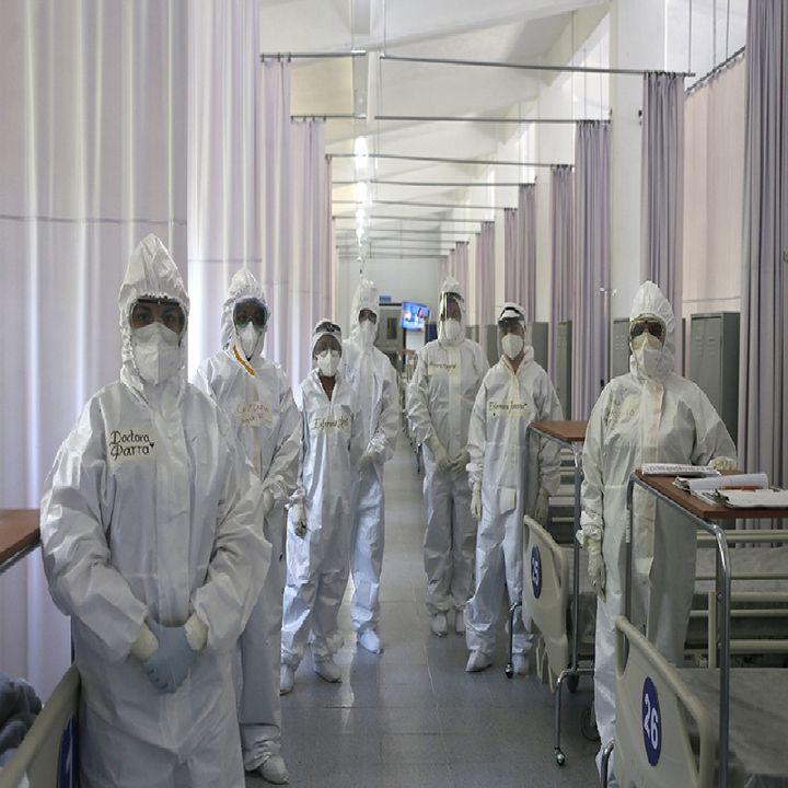 El IMSS anunció la llegada de más refuerzos de personal médico