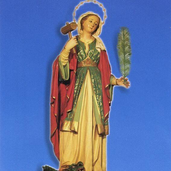 Santa Marina, mártir