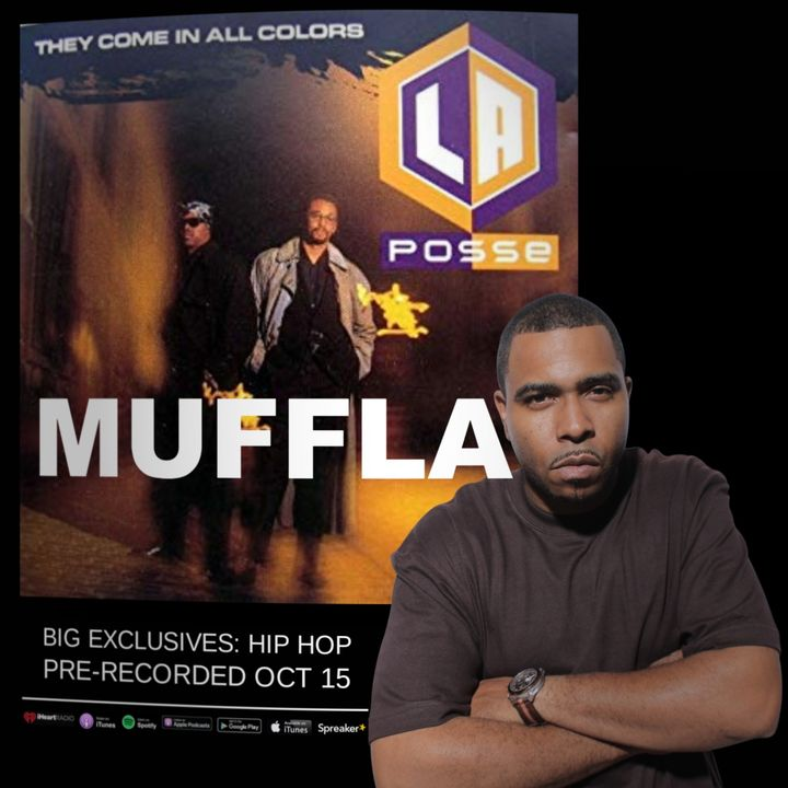 PHELO THE GREAT and LA POSSE (MUFFLA) Discuss Beats, Rhymes And Football