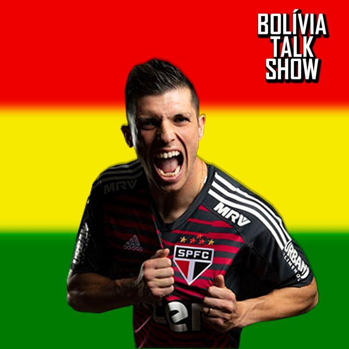 #25. Entrevista: Tiago Volpi - Bolívia Talk Show