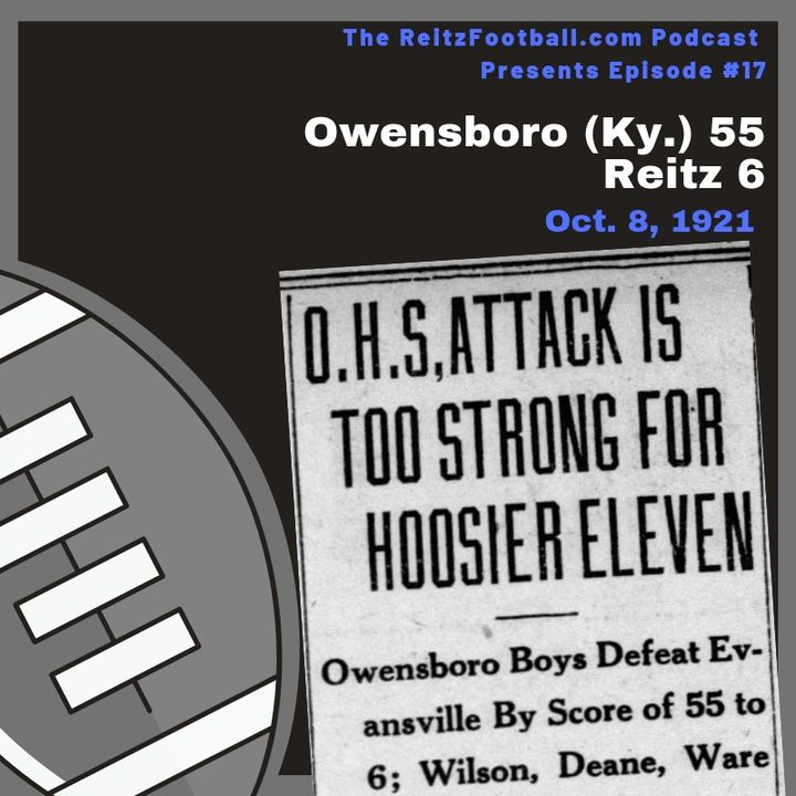 Episode 17: Reitz gets routed on the road by the Red Devils