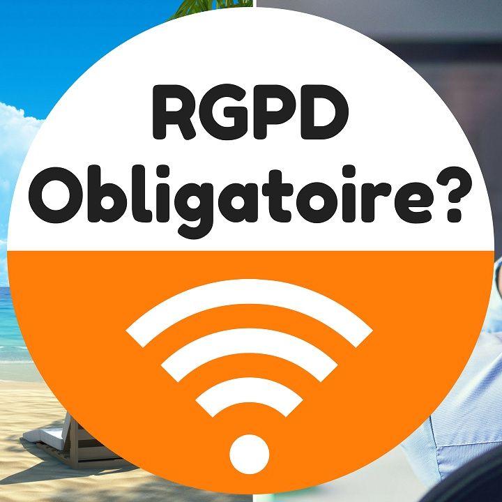 RGPD - Obligatoire et payant ?