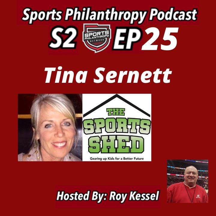 Tina Sernett, The Sports Shed
