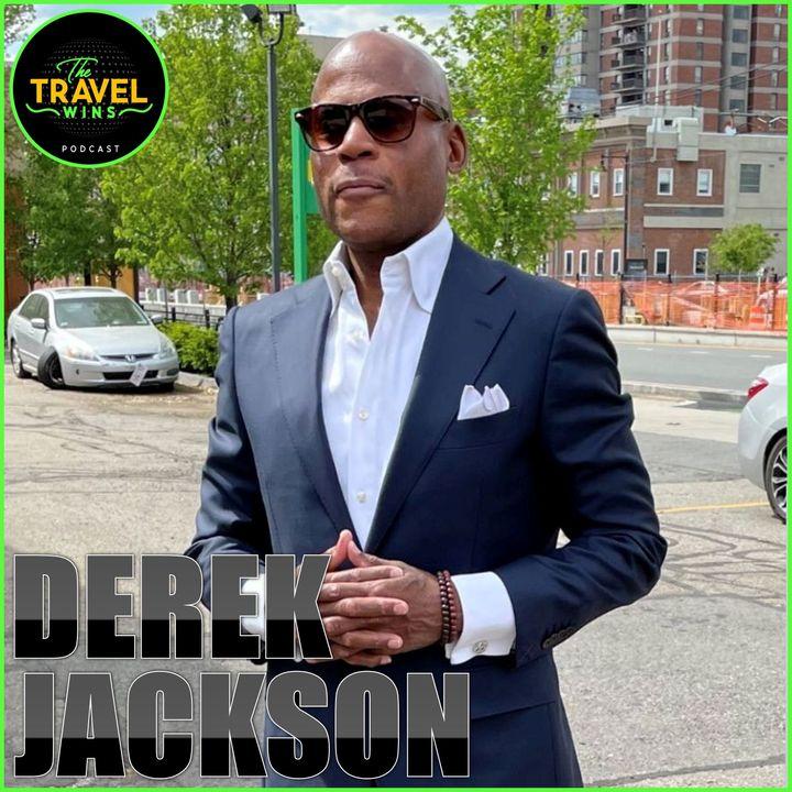 Derek Jackson man behind the music