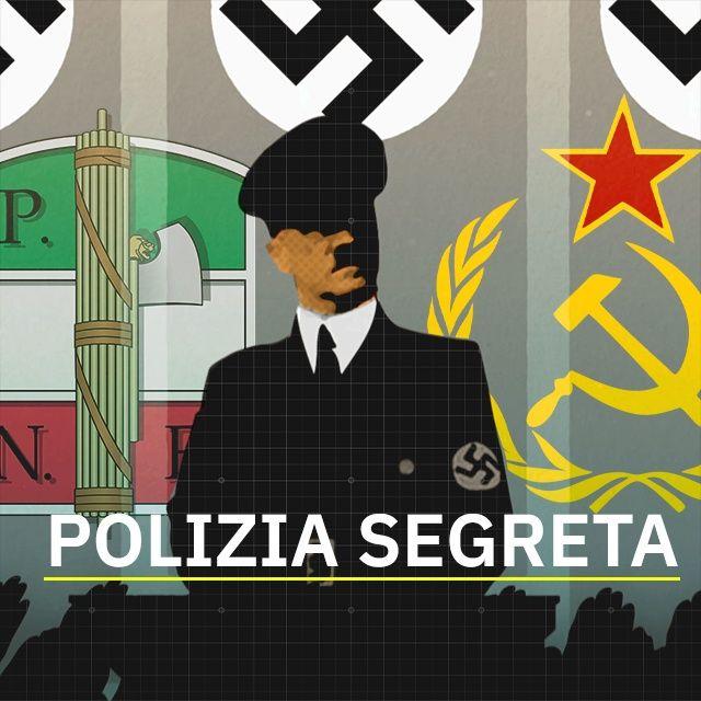 La Polizia politica segreta nell'Italia fascista, nella Germania nazionalsocialista e nell'URSS
