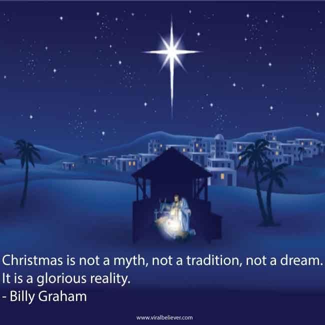 Christmas Is The Incarnation Of Jesus Christ