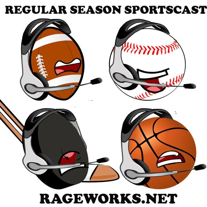 The Regular Season Sportscast