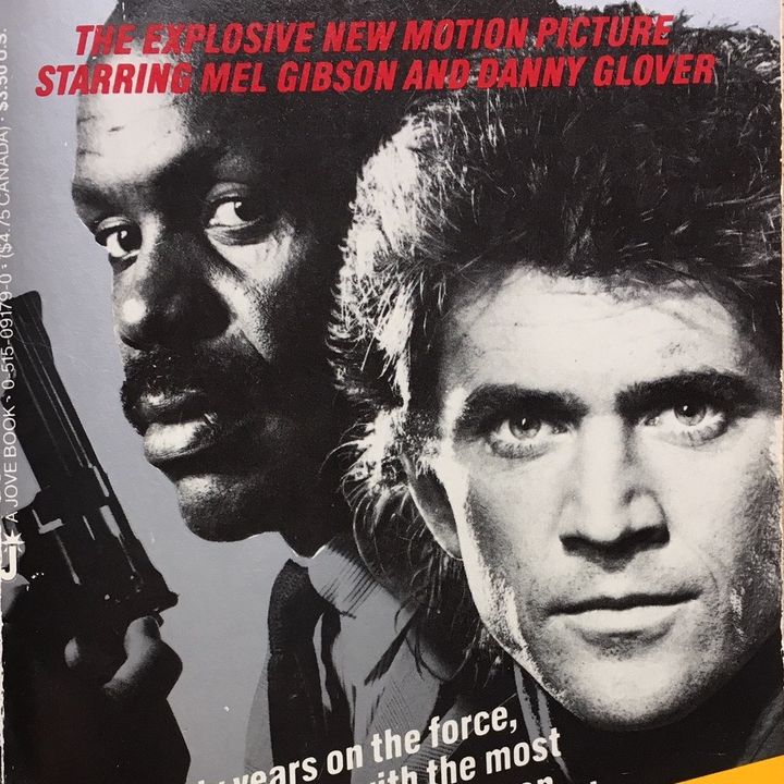 Lethal Weapon (is a really bad movie)