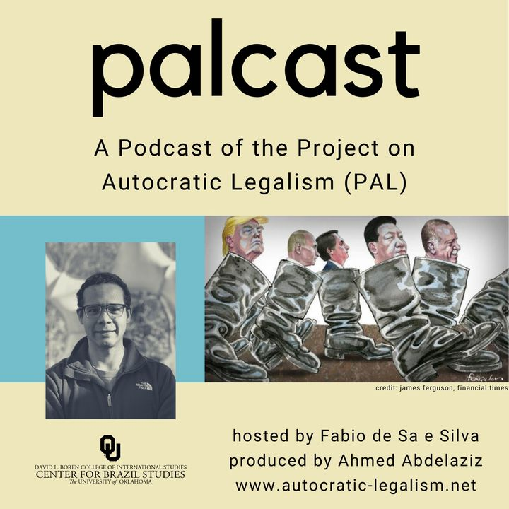 Helena Alviar on the entanglements between autocratic power, law, gender, and economics