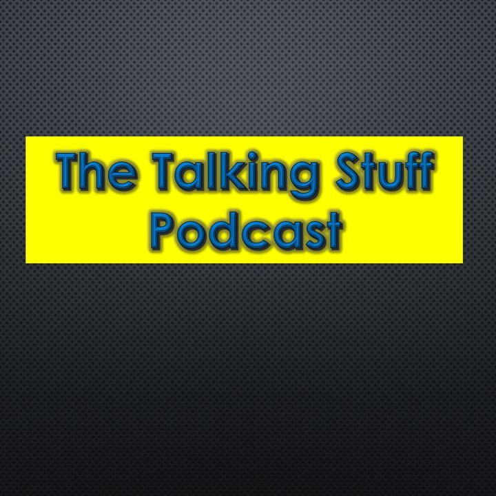 Talking Stuff Podcast Ep. 25, A Christmas Special