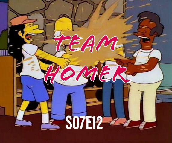 105) S07E12 (Team Homer)