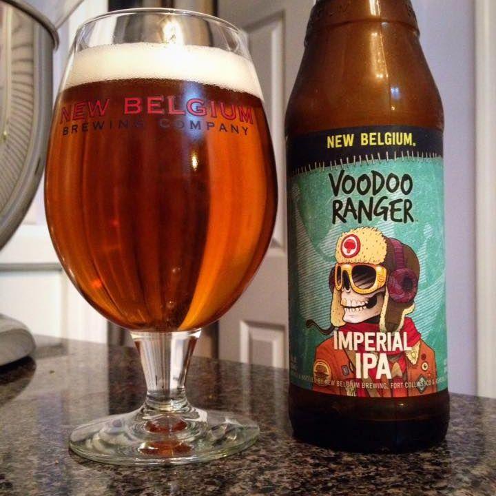 Beer! Voodoo Rangers Imperial IPA 9%