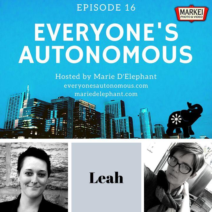 Episode 16: Leah