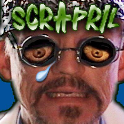 """Doctor I. M. Paranoid """"Scrapril!"""""""