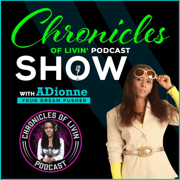 TIME TO REFLECT, CLEAR ENERGY & WALK IN YOUR POWER! Ep-136 ADionne Your Dream Pusher