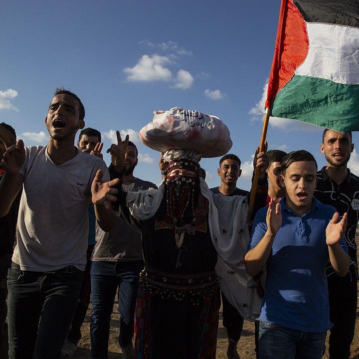 Gaza: Il giorno della Rabbia