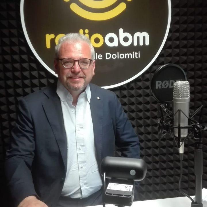 Renzo Bortolot - sindaco di Zoppè di Cadore