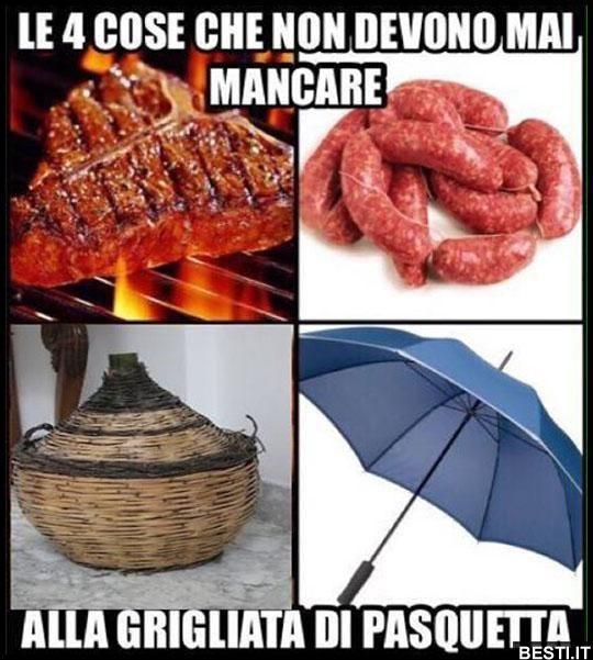 #napoli Cosa facciamo a Pasquetta?