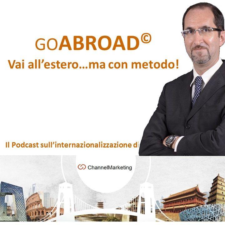 GO ABROAD! Vai all'estero…ma con metodo!
