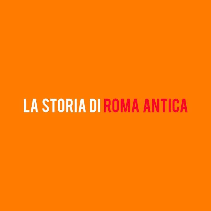 La Storia di ROMA ANTICA in 18 minuti