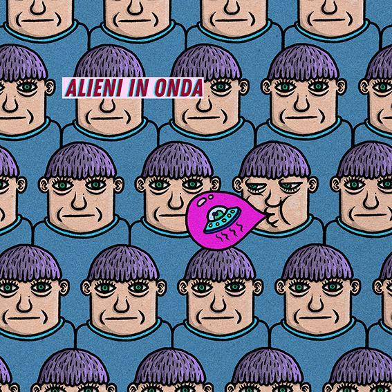 Episodio 7 – PROFESSIONI ALIENE DEL FUTURO: IL PROGAMER - ospite alieno PAOLO MAIORANO GRILLO
