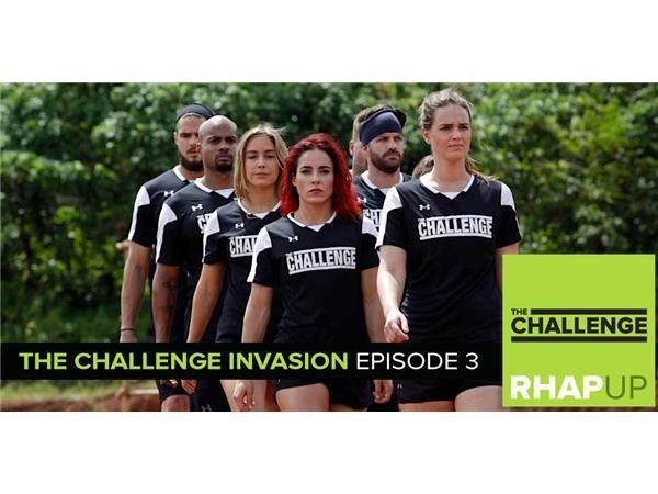 MTV Reality RHAPup | The Challenge Invasion Episode 3 RHAPup