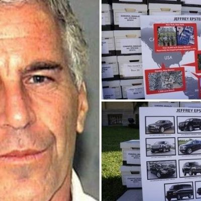 Jeffrey Epstein Settles Out of Court in Civil Trial +