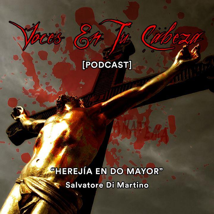 """""""Herejía En Do Mayor"""" de Salvatore Di Martino- [Audiocuento de misterio]"""