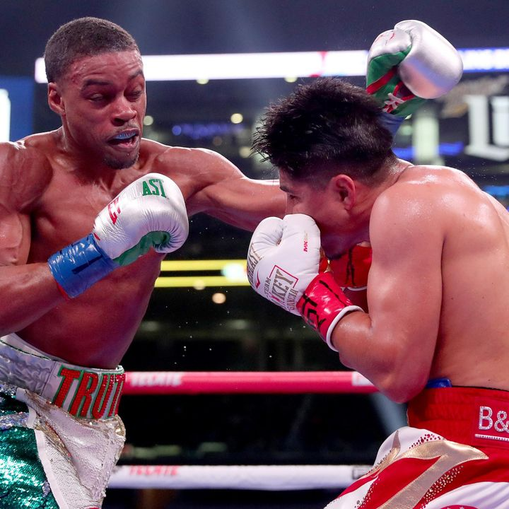 Inside Boxing Daily: Where does Spence and Garcia belong p4p, can Garcia be successful at 147, and Hearns-Barkley 2