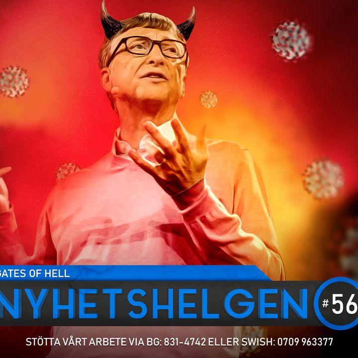 Nyhetshelgen #56 – Gates of Hell, han är uppstånden, Folie à Folkhälsomyndighet