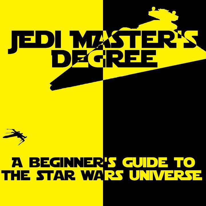 Jedi Master's Degree