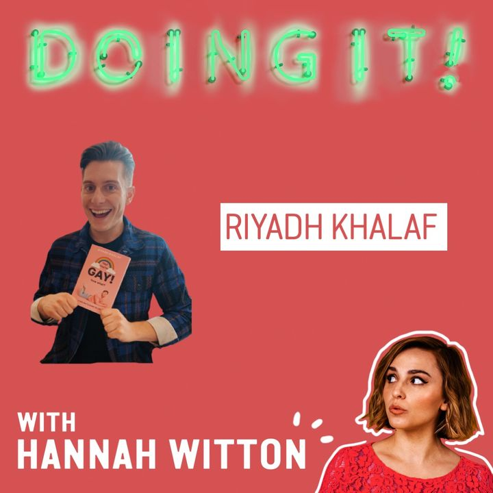 """Sneaking into Gay Clubs and Reclaiming the Word """"Queer"""" with Riyadh Khalaf"""