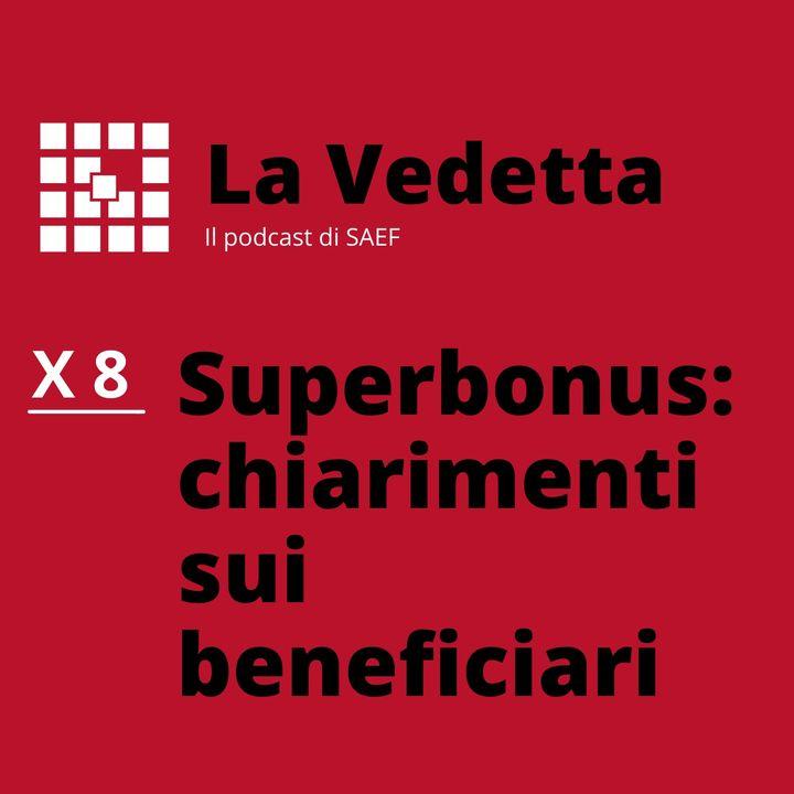 Superbonus: chiarimenti sui beneficiari