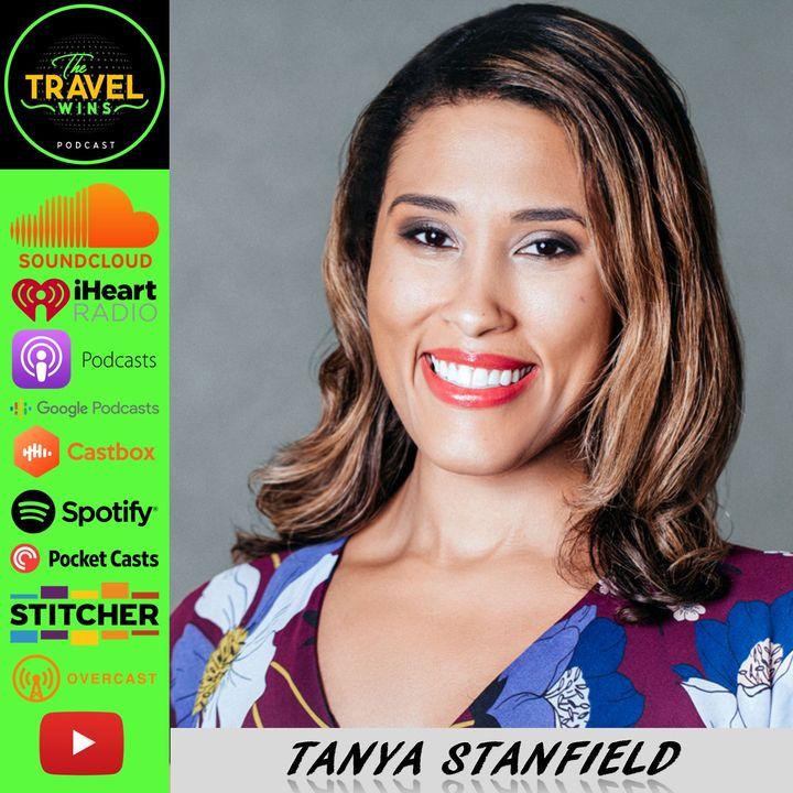 Tanya Stanfield | road warrior entrepreneurship at its finest