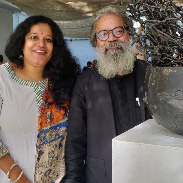 KS Radhakrishnan On Modern Indian Sculpture part 2