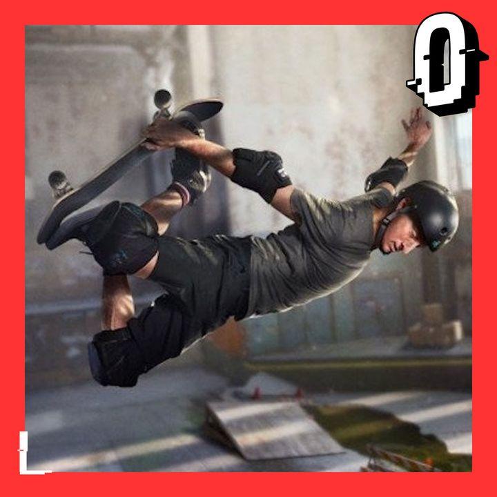 2- Tony Hawk's Pro Skater 1+2: Radical Hermano