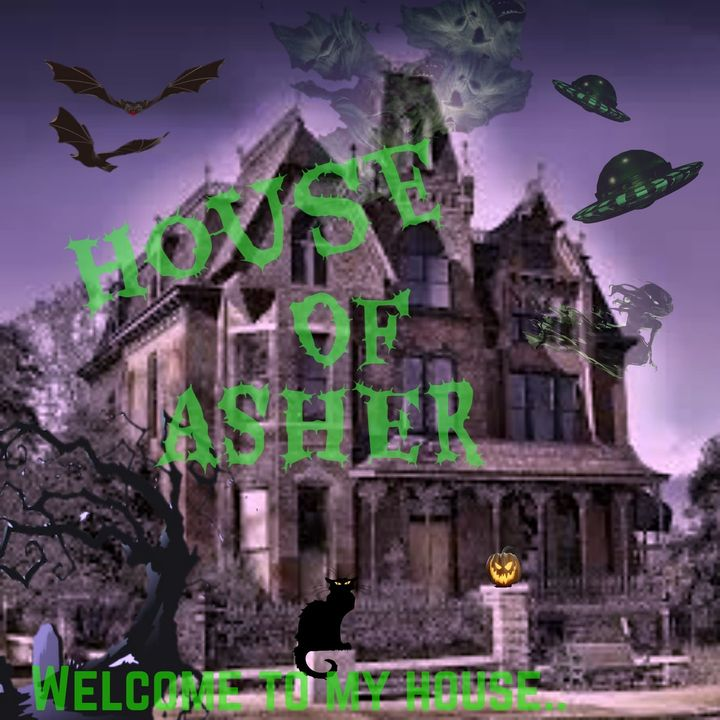 House of Asher episode 54 : Brian A. Sharpless PhD. Sleep paralysis, Exploding Head Syndrome, and the Paranormal roots of Old Hag Syndrome.