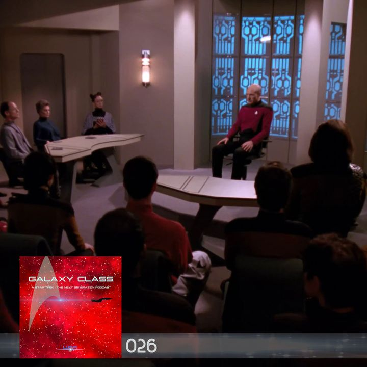 GC: 026: The Court Martial of Picard