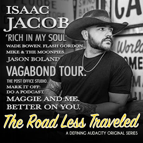 Isaac Jacob: Rich in my soul
