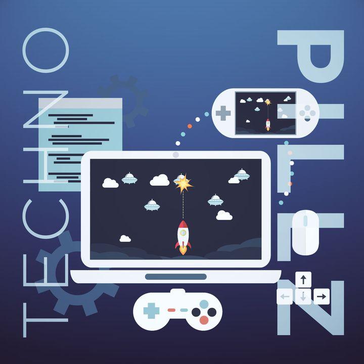 """TechnoPillz   Ep. 322 """"Alla fine ho scritto un videogioco (!?)"""""""