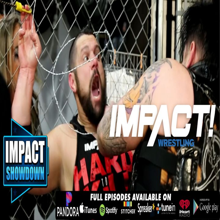 Eddie Edwards Gets Punked By Sami Callihan | IMPACT SHOWDOWN 1/5/2021