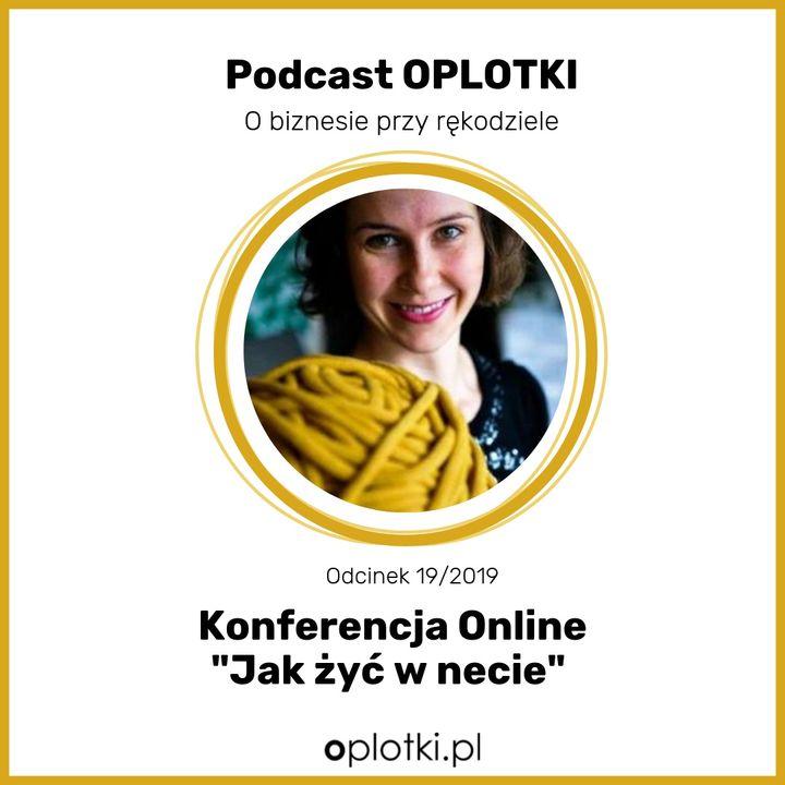 19/2019-  Konferencja Online _ Jak żyć w necie