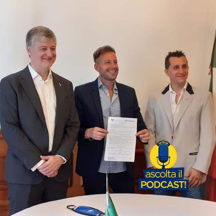 Salotto Gialloblù | Fernando Iantorno e Marcelo Bomrad (Sportivo Italiano) | 16 febbraio 2021