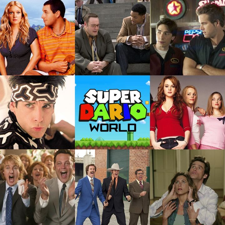 Funniest Movies Of The 2000s - Ranked